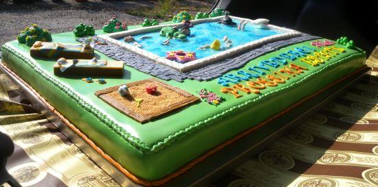 Mega Torte: 3 Super torte di Compleanno