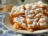 Ricette carnevale: i crostoli veneti