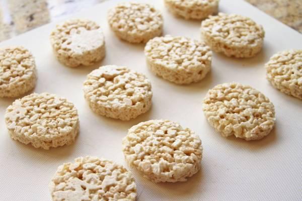 Biscotti di Riso soffiato