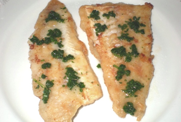 filetti di merluzzo al marsala e limone, ricetta, preparazione e ... - Cucinare Filetto Di Merluzzo