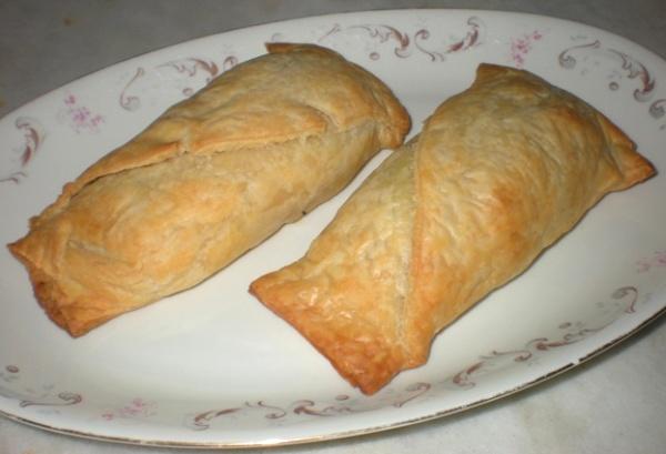 Salmone in crosta con porri e aneto