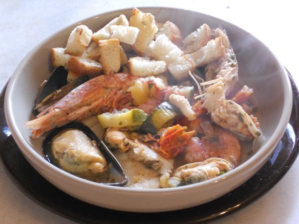 Zuppa Di Mare Senza Spine Ricetta Preparazione E Ingredienti