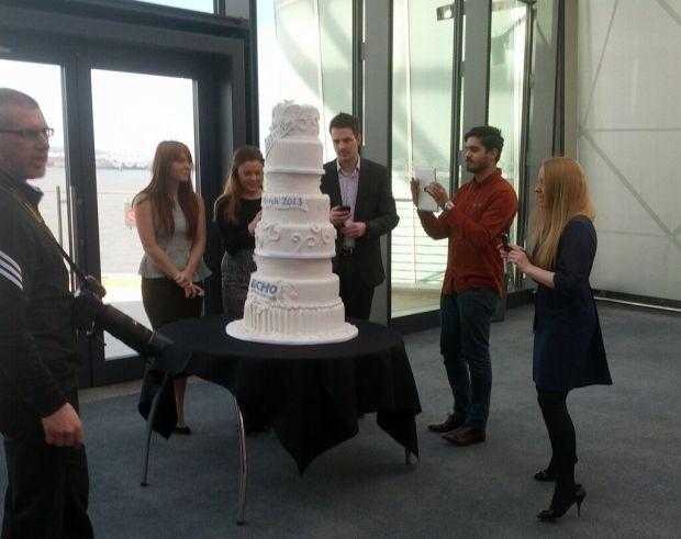 Una torta nuziale da 40 milioni di euro