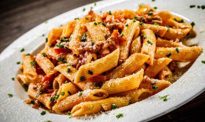 ricetta pasta al ragù