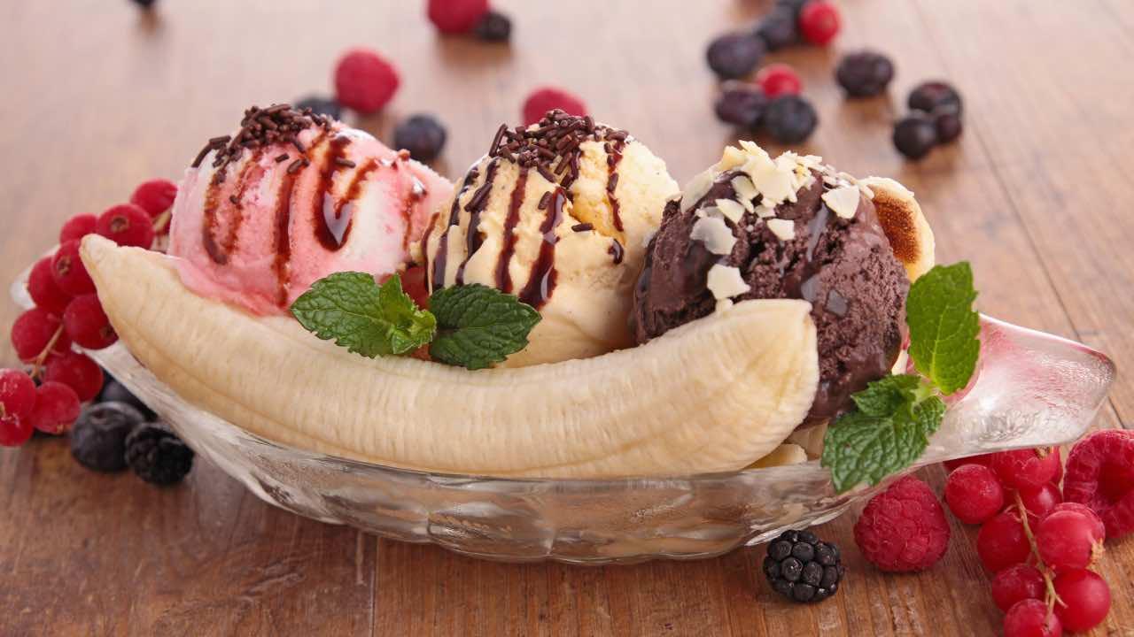 ricetta banana spalti