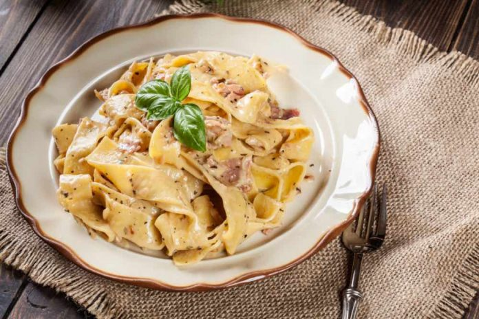 ricetta pappardelle