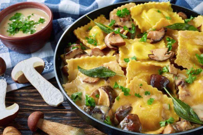 ricetta ravioli