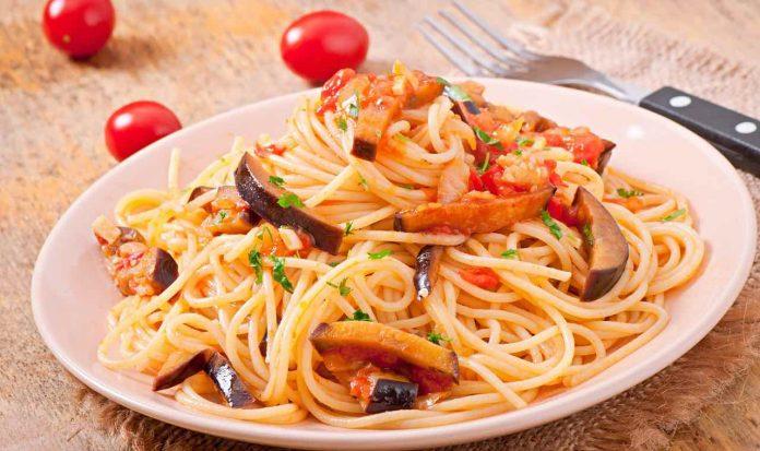 ricetta spaghetti alla strangolata
