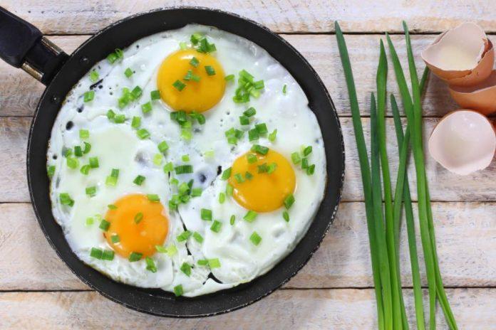 ricetta uova