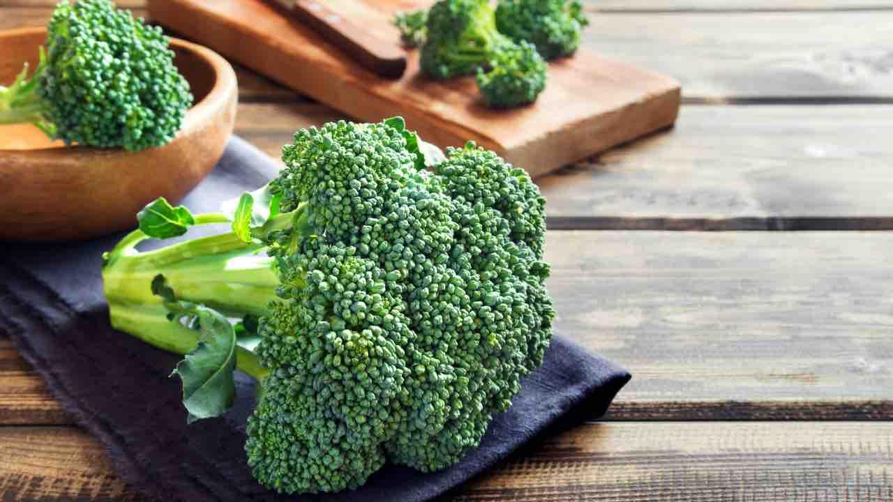 ricetta broccolo