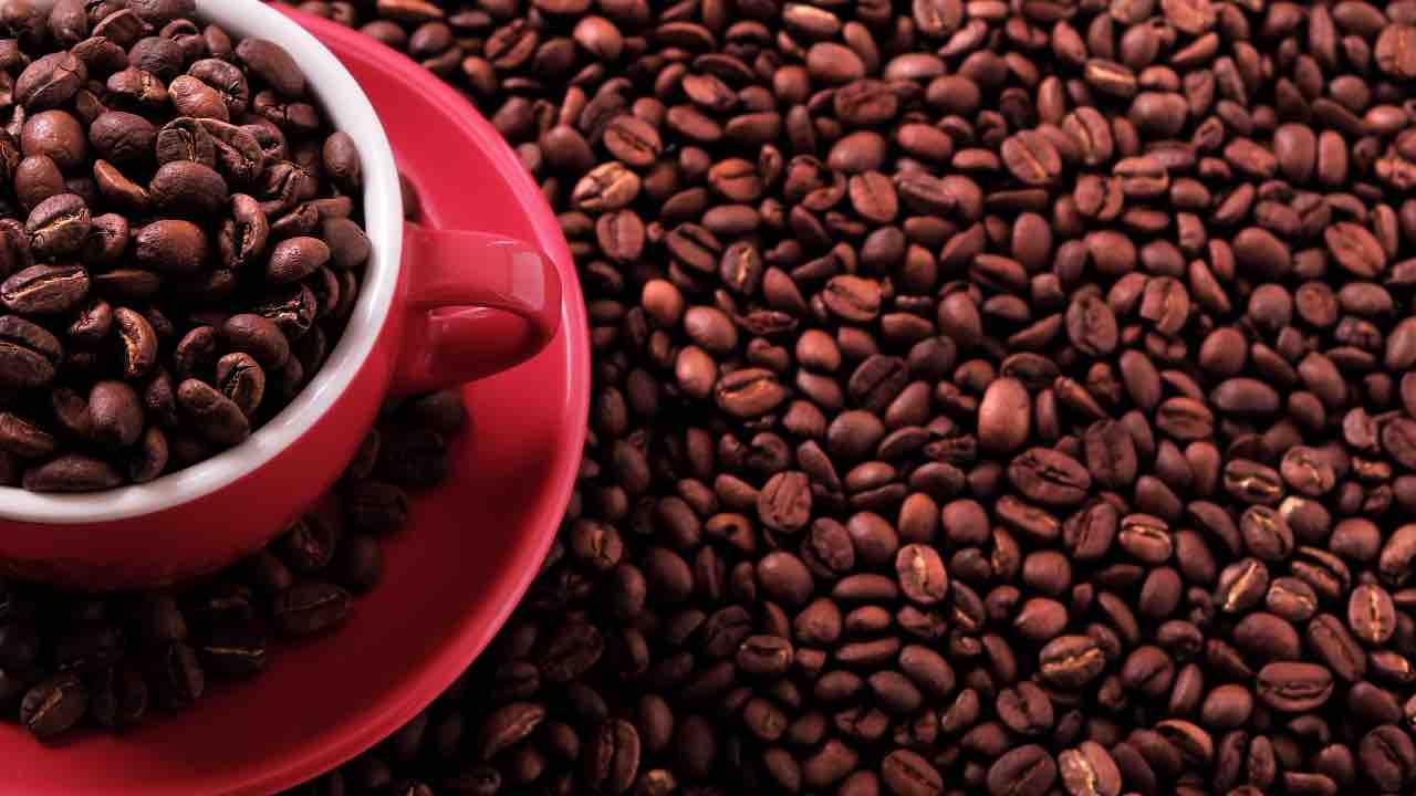 ricetta con caffè