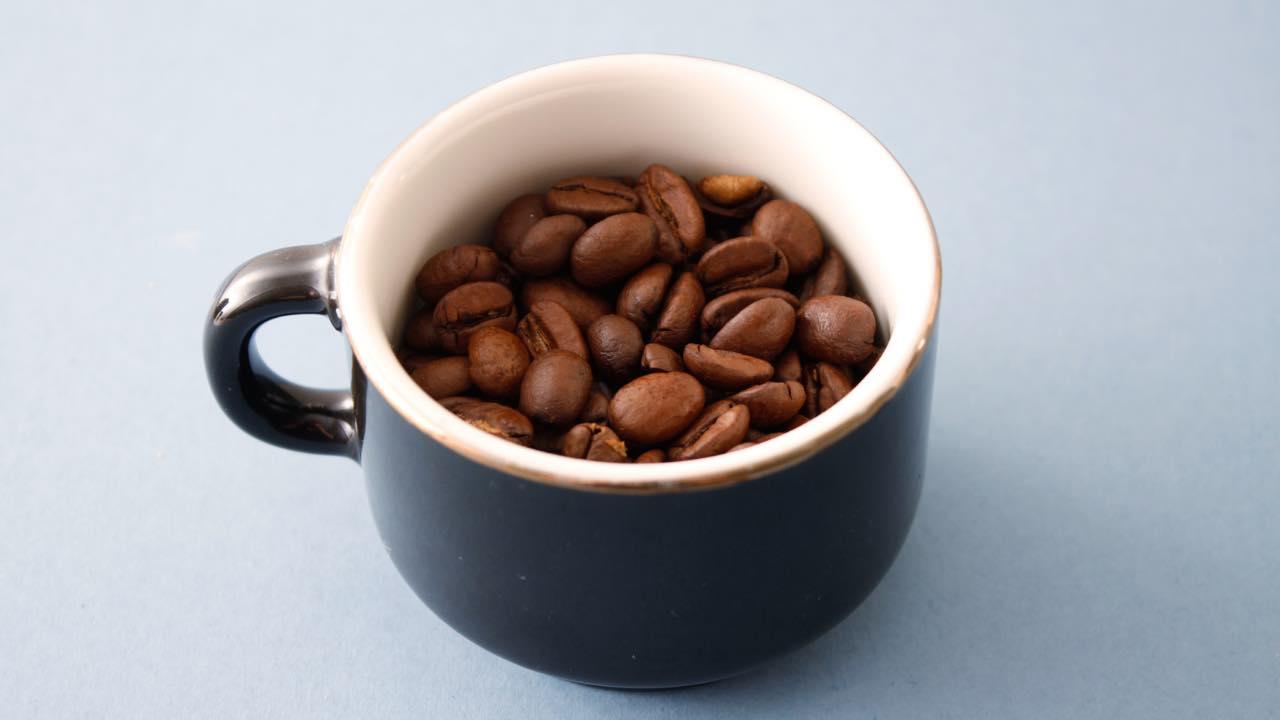 ricetta caffè