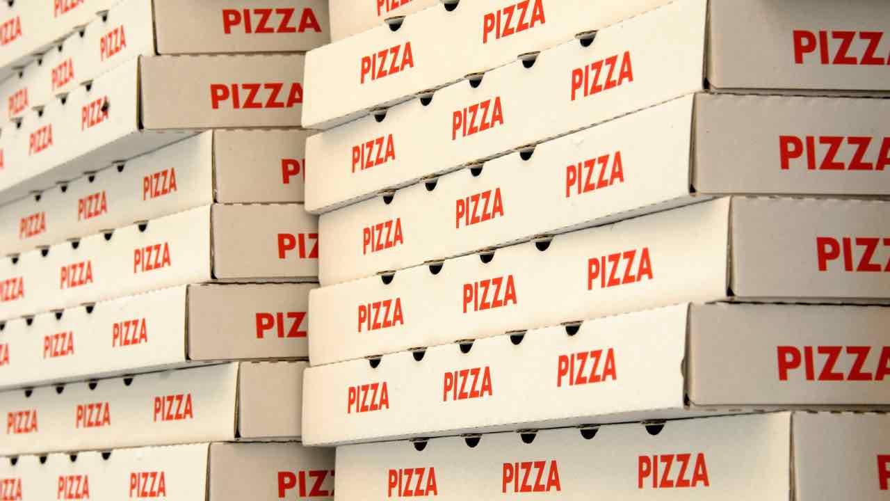 ricetta pizza