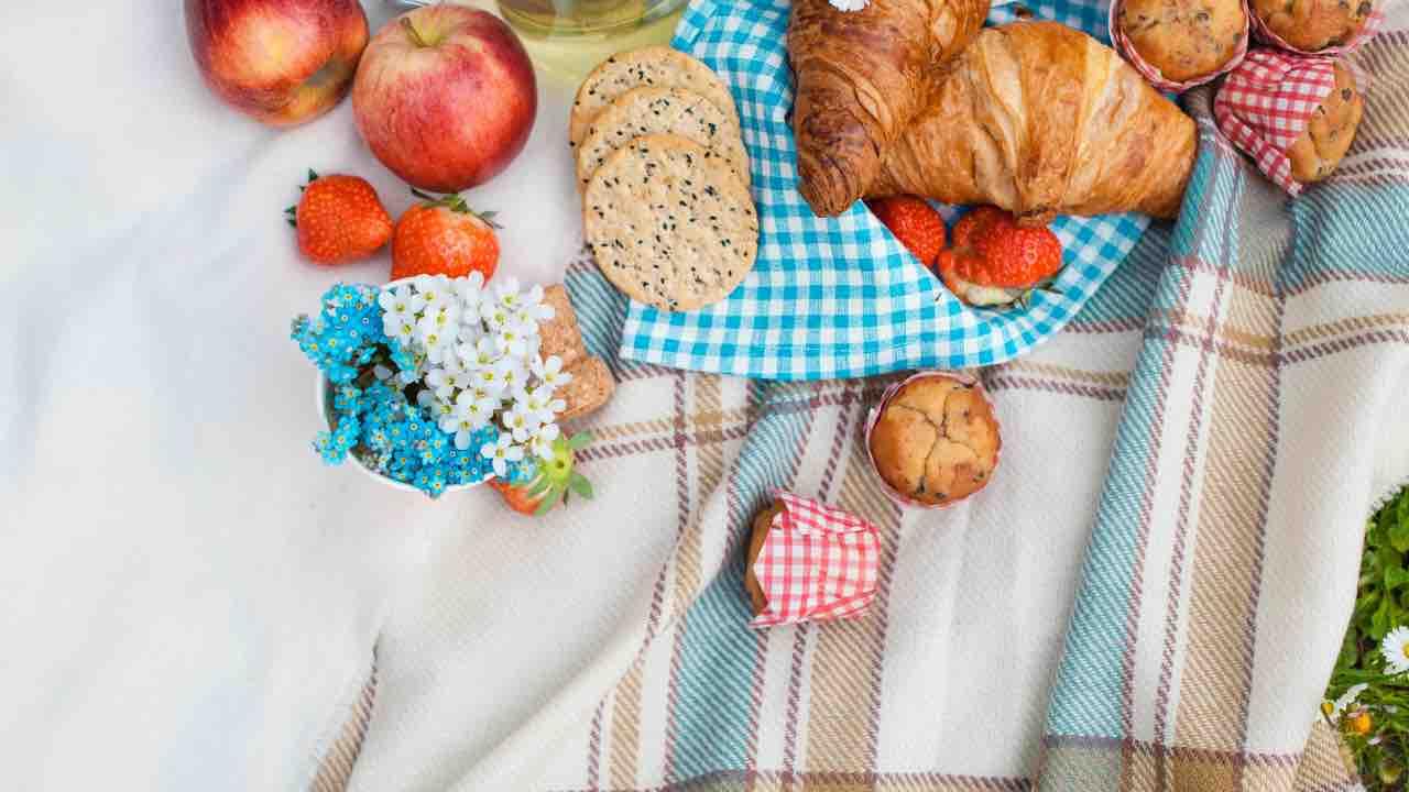 menù picnic