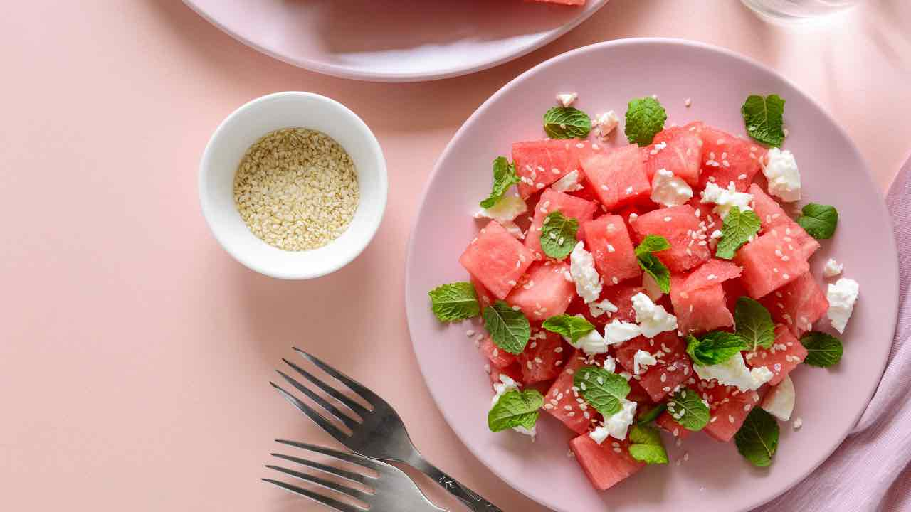 ricetta anguria