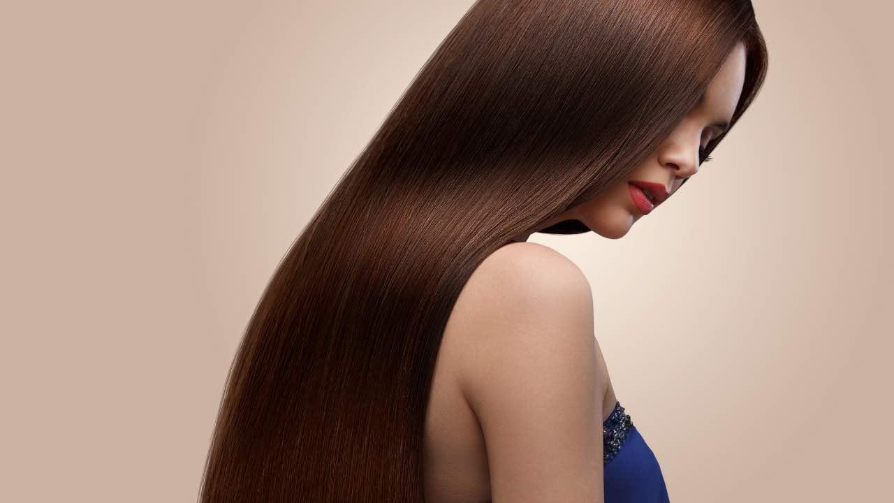 ricetta per capelli lunghi