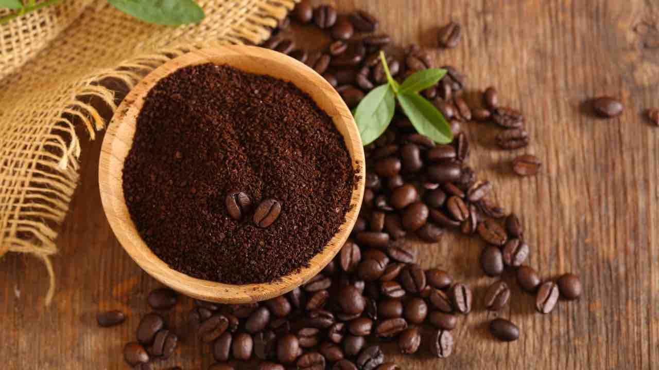 ricetta fondi del caffè