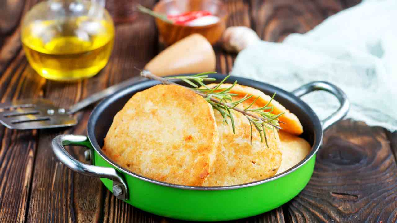 ricette frittelle di patate