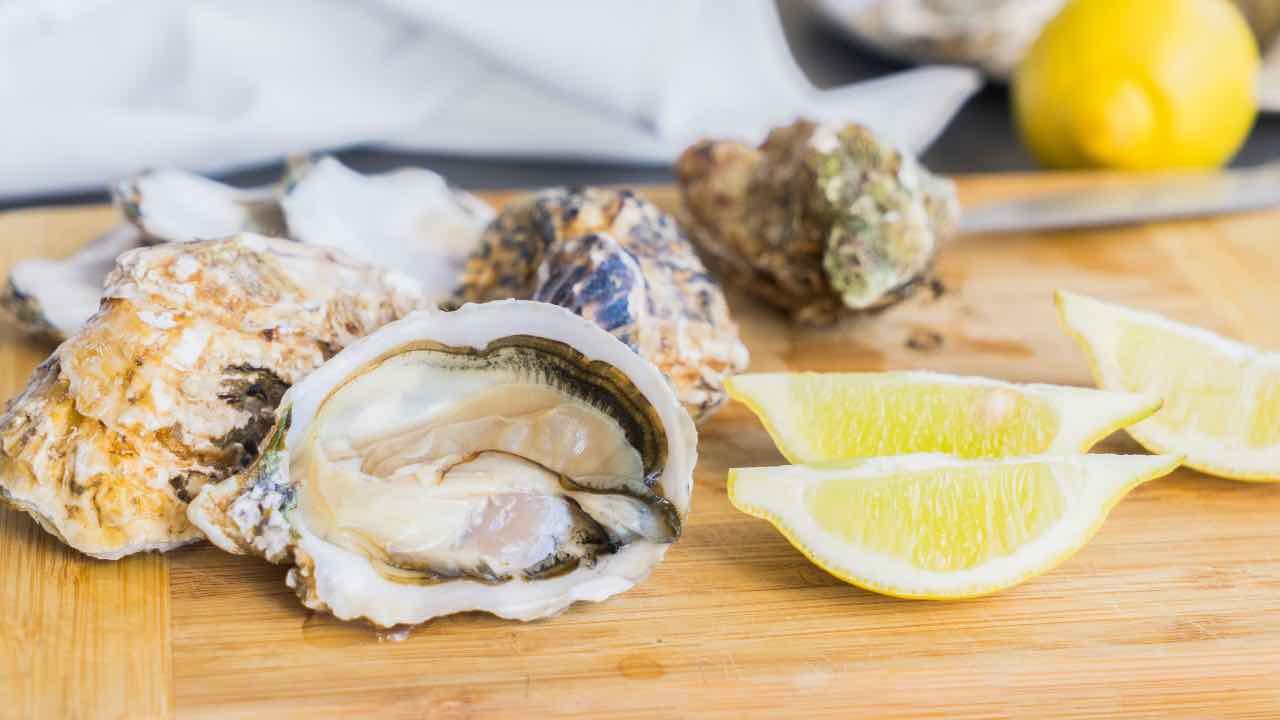 ricetta ostrica