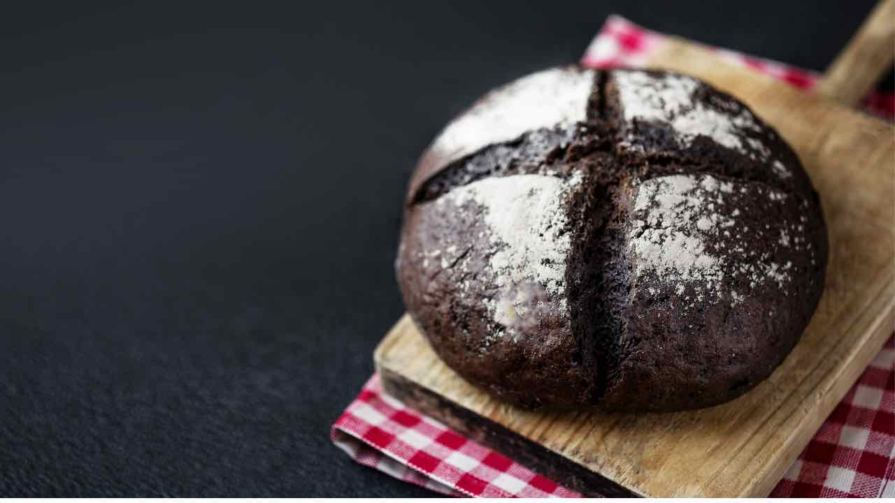 ricetta pane al cioccolato