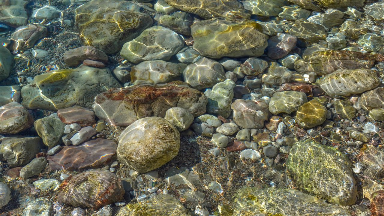 ricetta con sassi di mare