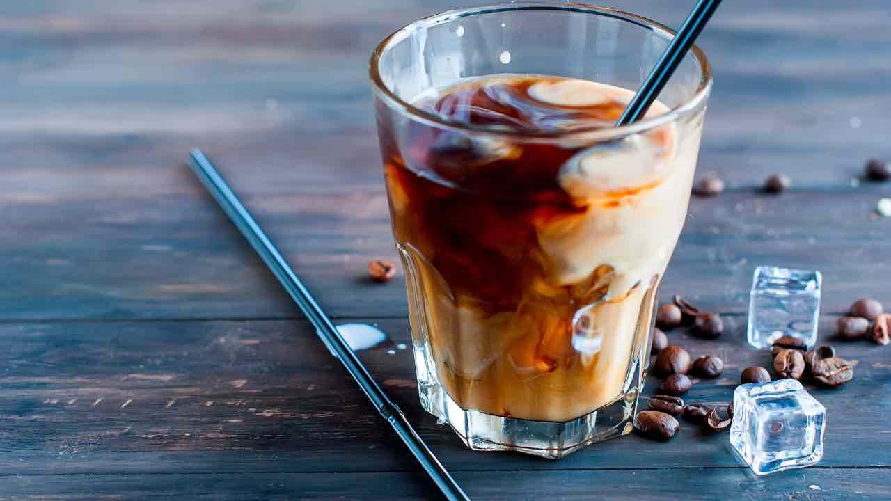 ricetta caffè leccese