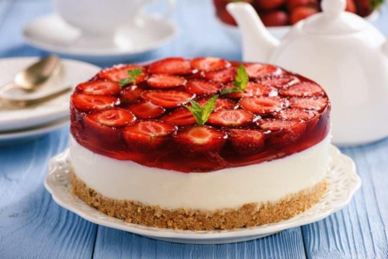 torta alla gelatina