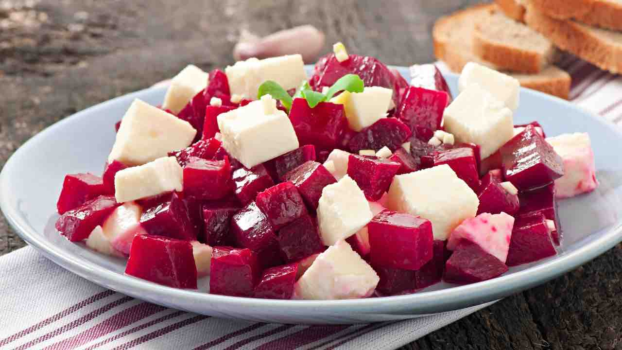 ricetta insalata