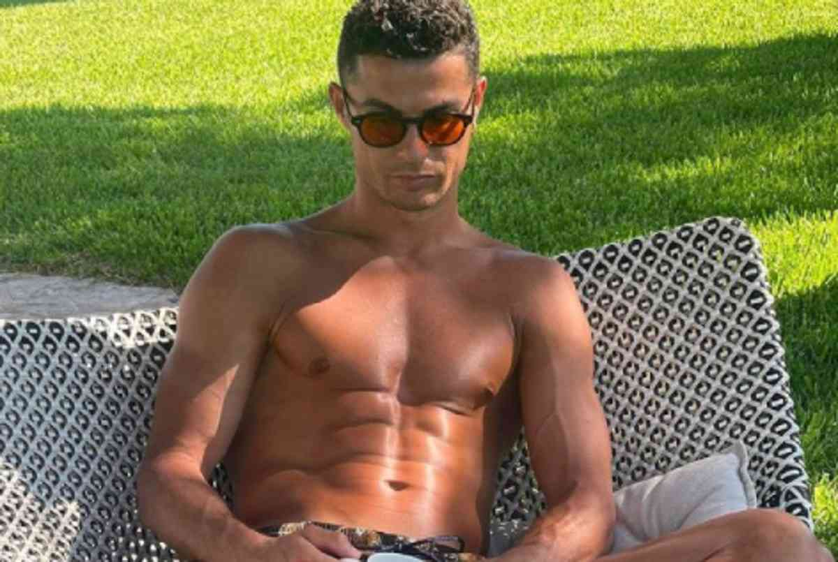 Ronaldo fisico