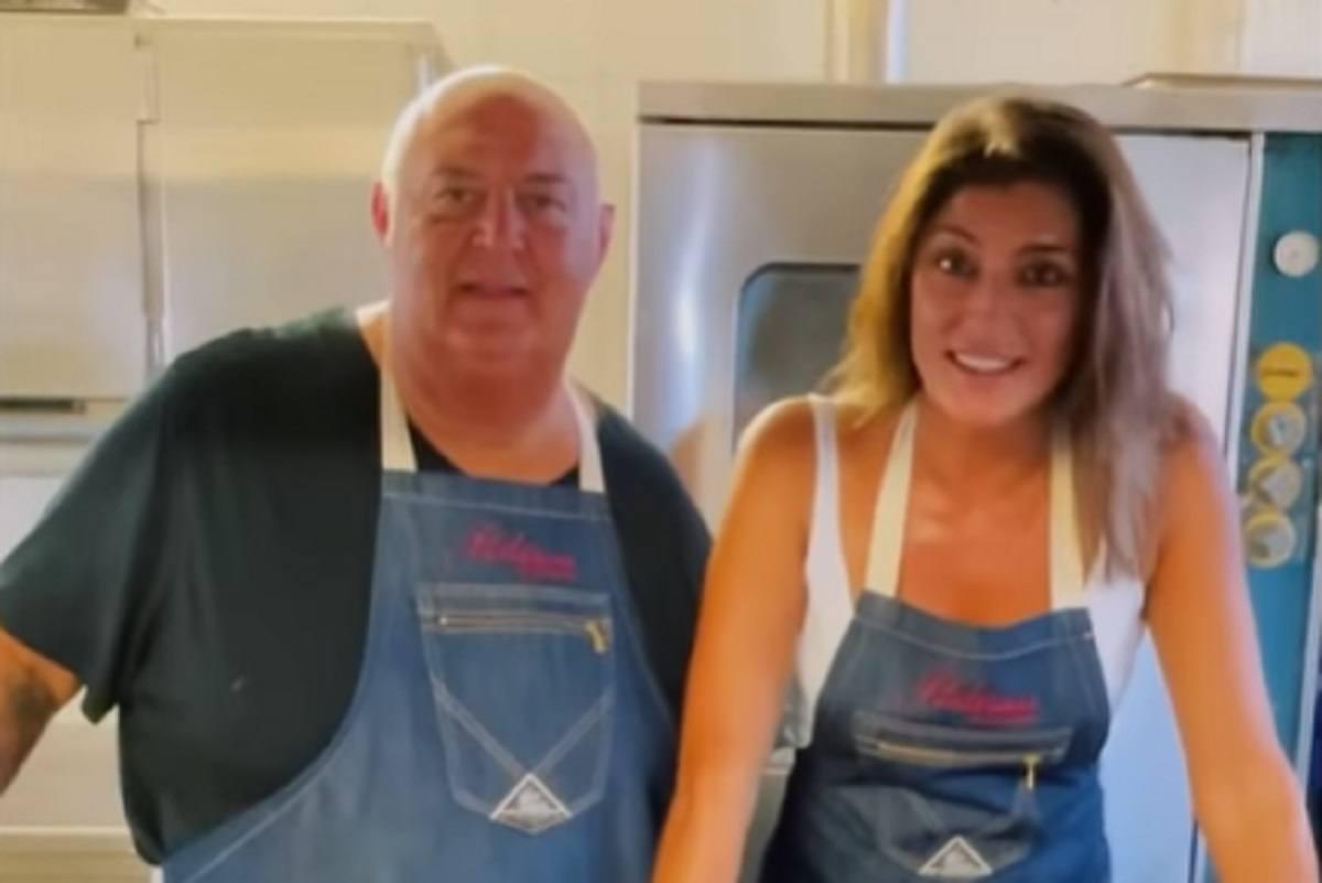 Elisa Isoardi cucina