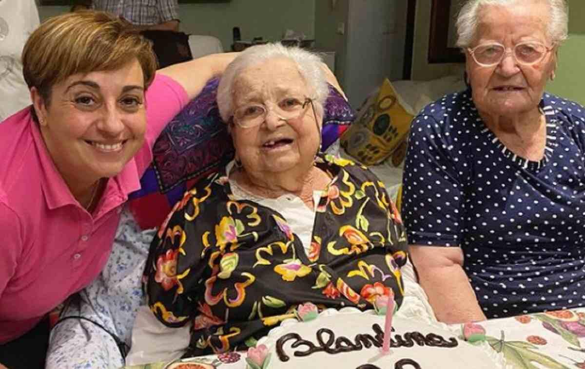 benedetta rossi nonna