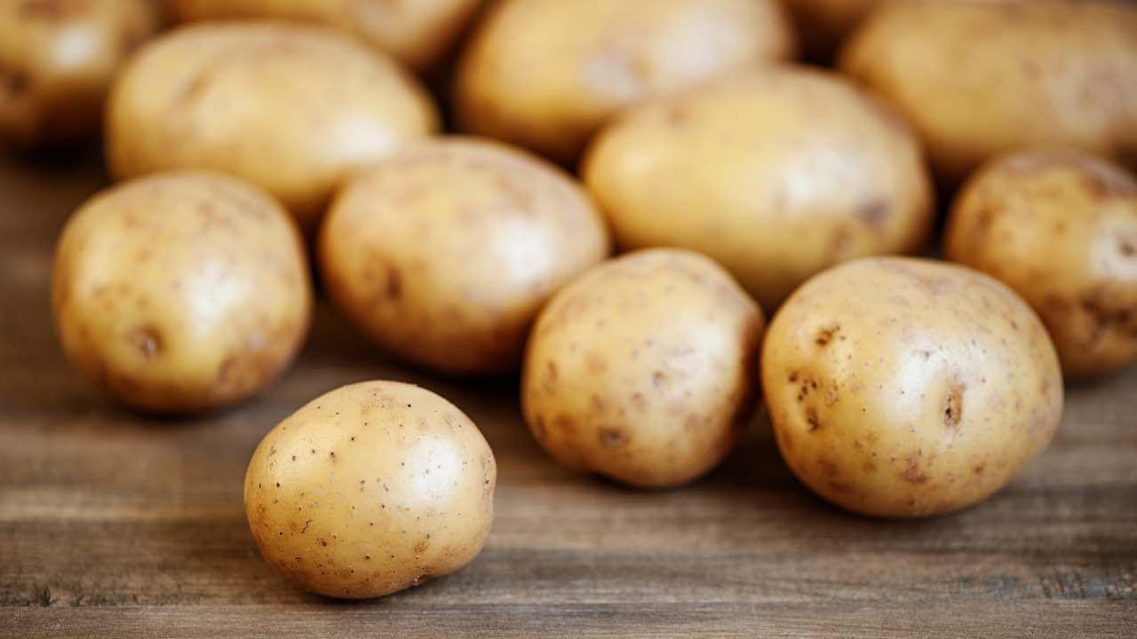 ricetta con patate