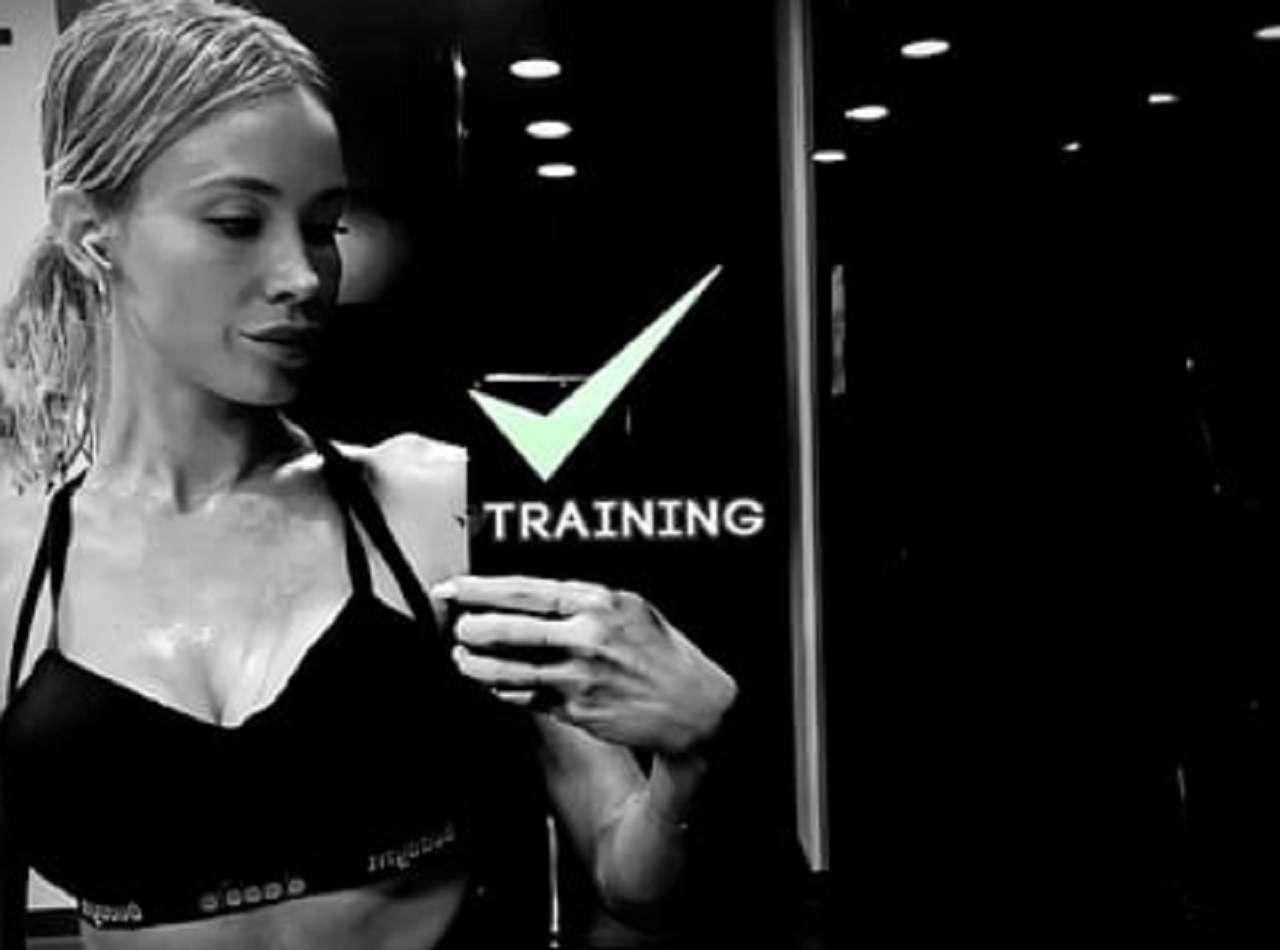 leotta allenamento