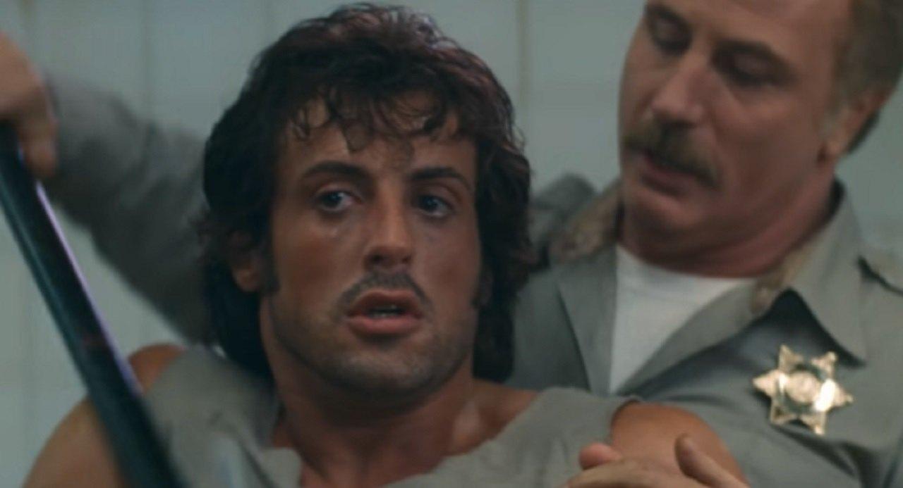 Rambo allenamenti